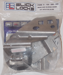 Slick Locks llc SLKFD-FVK-SLIDE FORD E SERIES SLIDE DOOR KIT LESS PADLOC