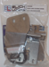 Slick Locks llc SLKNV-FVK-SLIDE NISSAN NV SLIDE KIT LESS PADLOCK