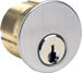 Gms Industries Inc GMAM118MXA2-26D NK MORTISE CYLINDER MXA2 PROPRIETARY NO KEY