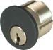 Gms Industries Inc GMSM156WR10B-ATA2 MORTISE CYLINDER 15/16IN 5P WEI AR/ST