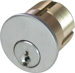 Gms Industries Inc GMXM118MX3-26D NK MORTISE CYLINDER MX3 PROPRIETARY NO KEY