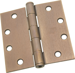 Hager Companies HAG1279 4.5X4.5 10A HINGES 4.5IN X 4.5IN