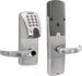 Schlage Electronic Security SCEAD400-CY70MGK-SPA626-LD KIT - MAG STRIPE KP WIRELESS CYLINDRICAL