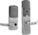 Schlage Electronic Security SCEAD400-MS70MTK-SPA626-LD-8B KIT - MULTI-TECH KP WIRELESS MORTISE