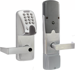 Schlage Electronic Security SCEAD400-MS50MGK-RHO626-LD-8B KIT - MAG STRIPE KP WIRELESS MORTISE