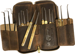 HPC Inc HPCCOLOR-R16 RENEGADE PICK SET 16 TOOLS