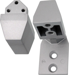 Calibre Door Closers CDCPV1000-AL 3/4 OFFSET FLUSH DOOR PIVOT SET