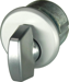 Calibre Door Closers CDCTH1000-AL T-TURN MORTISE CYLINDER