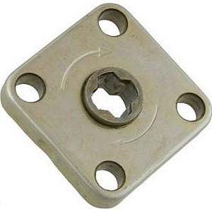 SCHLAGE LOCK L283-040 SPRING CAGE LEVERS