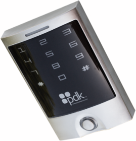 Prodatakey PDKRDRGR RUGGEDIZED SGL GNG READER HID COMPATIBLE